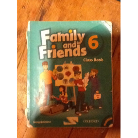 Family And Friends 6 Book