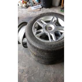 Fiat Stilo-rodas-aro 14-jogo -r$ 163,00 Cada- Pneus Fracos