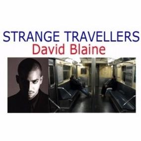 Strange Travelers De David Blaine - Set De Cartas Trucadas