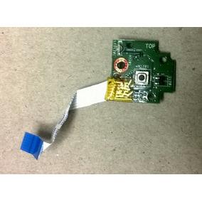 Boton De Encendido Laptop 2420 Repuesto Funciona Perfecto