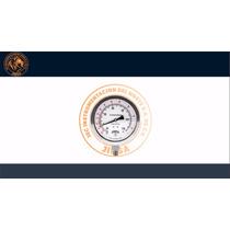 Pam1705 Manovacuómetro Para Amoniaco Carátula De 4