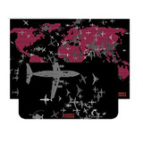 Mouse Pad Y Skin Laptop Protege Rayaduras Pc-041696 Aviones