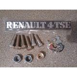 Repuestos Renault 4