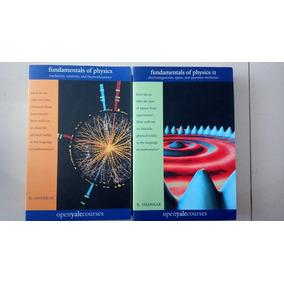 Ita/ime - Fundamentals Of Physics - 2 Volumes - R. Shankar