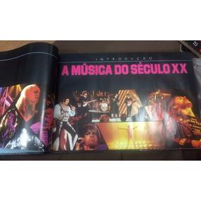 Rock A Música Do Século Xx - Volume 1 E 2 Rio Gráfica 1983