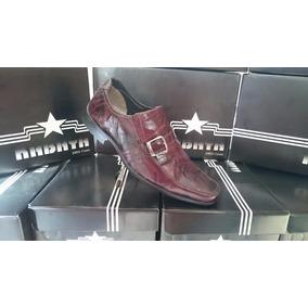 Calçado Masculino Em Couro Kabaya Ref. 800