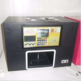 Máquina De Impresión Para Decoración De Uñas 3000 Diseños