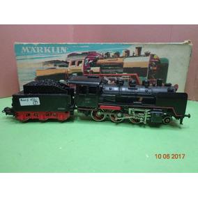 Locomotora De Vapor Marklin Ho Digitalizada 3003