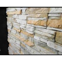 Revestimiento Simil Piedra M2 Interior Exterior, 1° Calidad