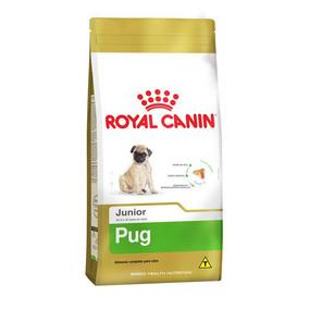 Ração Royal Canin Para Cães Pug Filhote 2,5kg - Combo