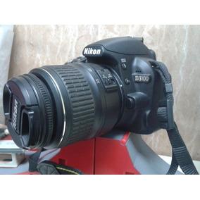 Camara Nikon D3100 Disponible