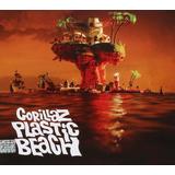 Gorillaz Plastic Beach Nuevo Original Cd