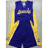 Uniformes De Baloncesto Nba Los Lakers
