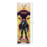 My Hero Academia Poster Largo Deku Izuku All Might