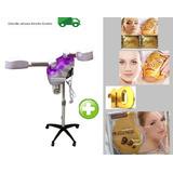 Vaporizador Facial Cosmetologia Vapor Ozono Profesional