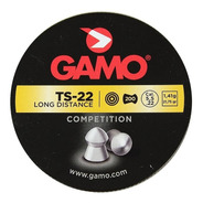 Chumbinho Gamo Ts-22 Long Distance Impacto 5.5mm 200un