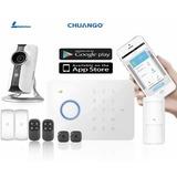 Kit Inálambrico Chuango G5 + Camara Ip Wifi