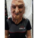 Máscara Halloween Oldie Velhinho