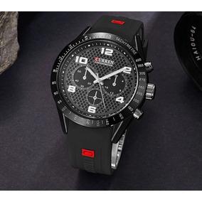 b29e7e1e47f Relogio Curren 8167 - Relógios De Pulso no Mercado Livre Brasil