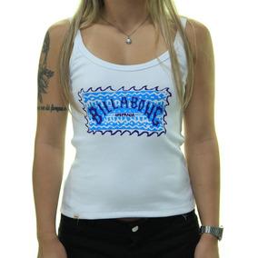 Camiseta Regata Billabong Branca Feminino Em Alto Da Mooca Capital ... f9ae729128c