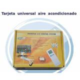 Tarjeta Universal Aires Tipo Split Y Ventana 220