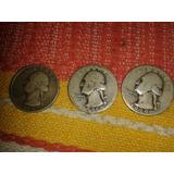 Quarter Dollar Antiguos