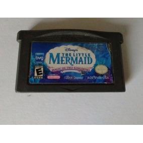 The Little Mermaid Magic In Two Kingdoms Gba En Game Reaktor