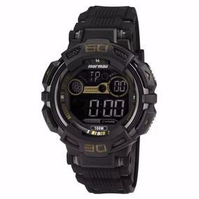 Relogio Mormaii Preto Masculino - Relógios De Pulso no Mercado Livre ... def18b62da