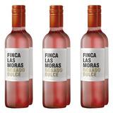 Finca Las Moras Rosado Dulce 750 Cc