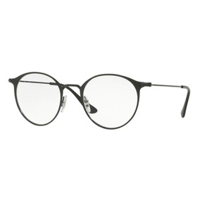 545939e657bb3 Armação De Óculos Aikko Metal Redonda Armacoes Ray Ban - Óculos no ...
