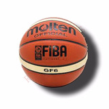 Pelota Basquet Basket Molten Gf6 Importada Original