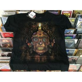 Caveira Mexicana - Camiseta Stamp Tamanho P