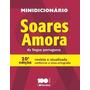 Minidicionário Soares Amora Da Língua Portuguesa - 20ª Ed. 2