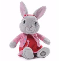 Pelúcia Peter Rabbit Lily 25cm Licenciada Fabricada Por Gund