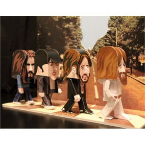 Colección The Beatles - Figuras Armables (pdf)