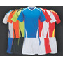 Oferta! Camisetas Y Shorts De Futbol Para Equipos De Adulto