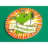 Tazos De Plantas Vs Zombies