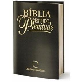 Bíblia De Estudo Plenitude Nt - Bíblia Sagrada Em Pdf.