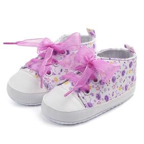 Sapatinho Bebê Menina Solado Rn Importado Preço Promocional.