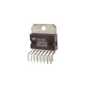 Circuito Integrado Tda7293 - Amplificador Audio 100 Watts St