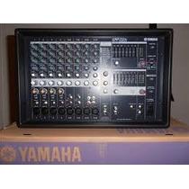 Consola Yamaha Amplificada Emx512sc Nueva En Remate!