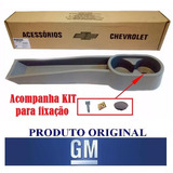 Porta-copos Objetos Console Central Gm Celta Prisma Cinza
