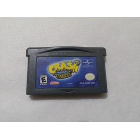 Gba: Crash Bandicoot 2 N-tranced Original + Garantia! Raro!