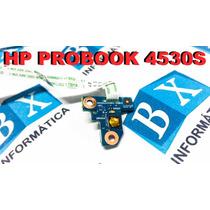 Placa Power On Off Hp Probook 4530s 6050a2452801