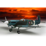 Aeromodelo Spitfire Warbird Gp50 Kit Arf Kyosho