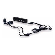 Auriculares In Ear Bluetooth Estereo Manos Libres Musica Mp3
