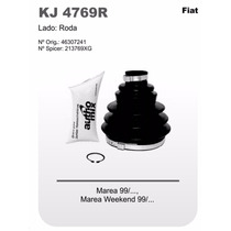 Kit Coifa Homocinética Kj4769r Marea Marea Weekend
