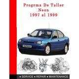 Software De Taller Neon 97 Hasta El 99 Completo