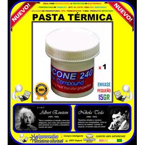 Pasta Térmica / Envase De 15gr Aprox / - 30°c / A / 240°c /