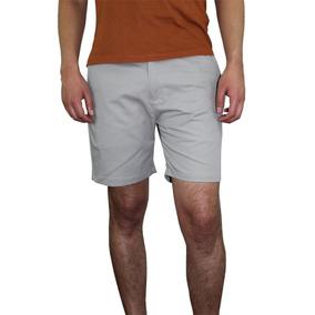 Bermudas Casuales Slim Varios Colores 100% Algodón Aranzazu